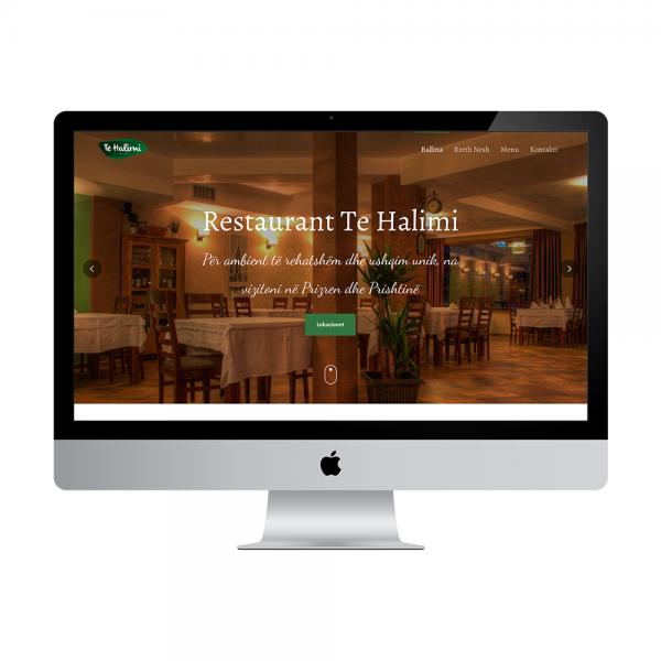 Restaurant 'Te Halimi'